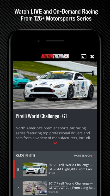 Motor Trend OnDemand screenshot-4