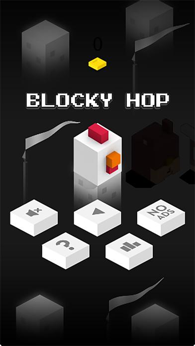 Blocky Hop