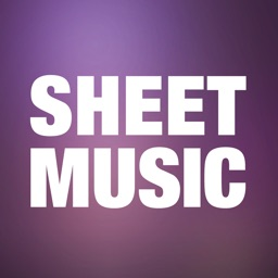 Sheet Music Bar - help you to learn piano & guitar