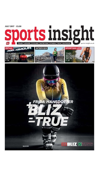 Sports Insight Magazine – Number 1 For The Sports Trade
