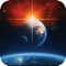 Planetarium Zen Solar System is a physics based space simulator that provides an open-ended sandbox experience