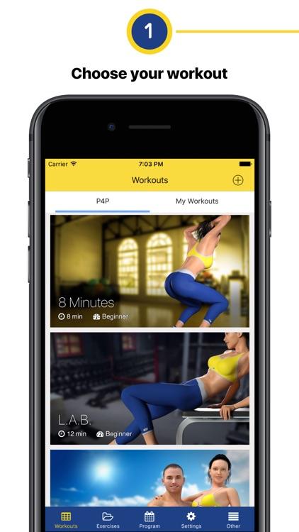 Butt workout - 4 week program