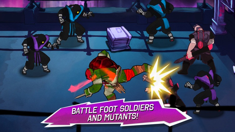 TMNT: Brothers Unite screenshot-2