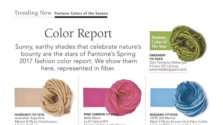 Vogue Knitting Magazine screenshot-4