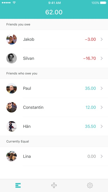 Equal - Your group expense manager and tracker