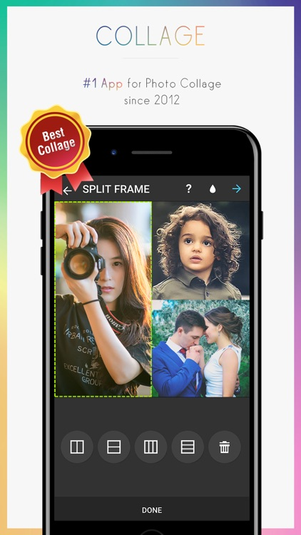 PicMix - Photo, Video, Collage for Community