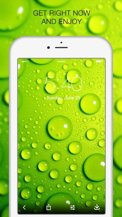 Green Wallpapers & Green Backgrounds screenshot-4