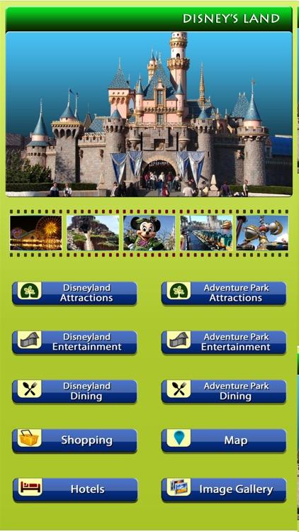 Offline Travel Guide for Disney Land