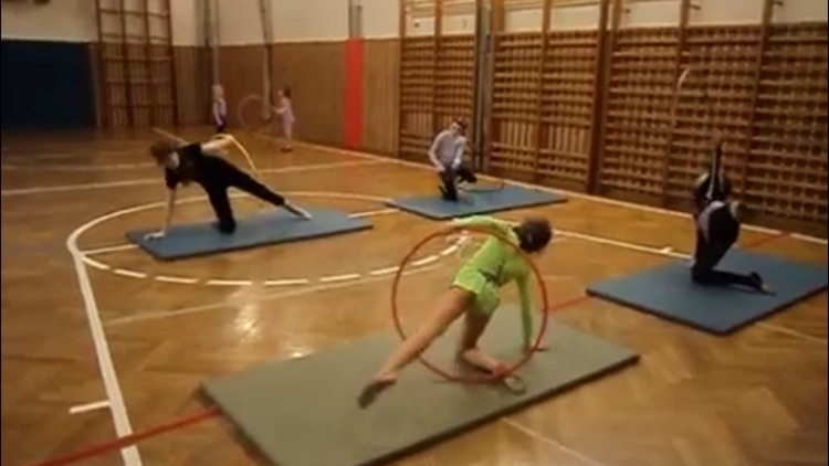 Gymnastics Class screenshot-3