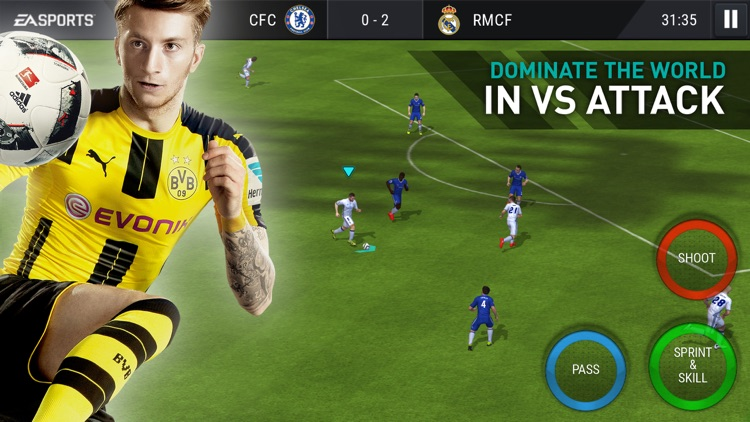 FIFA Mobile Soccer screenshot-2