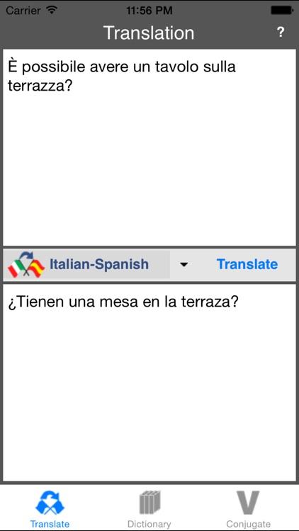 Italian Translator (Offline) screenshot-3
