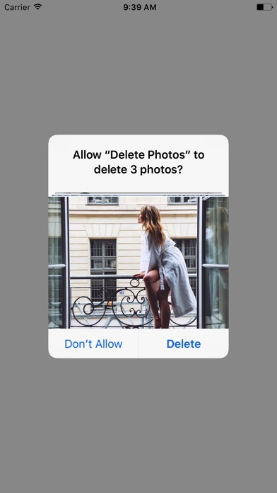 Delete Photos Except Favorites Screenshots
