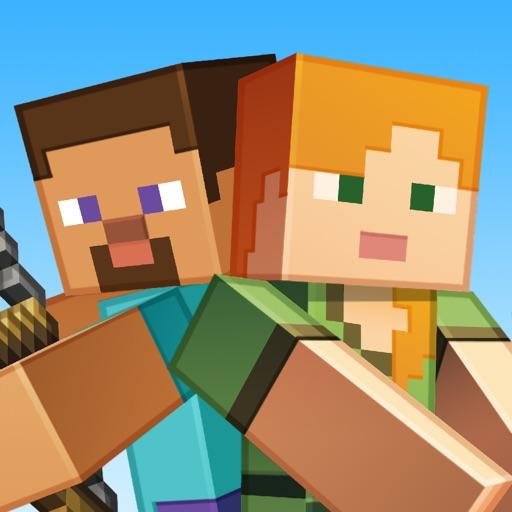 Minecraft Sticker Pack iOS App