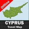 CYPRUS – GPS Travel Map Offline Navigator