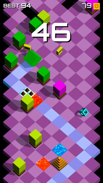 Block Roll Puzzle