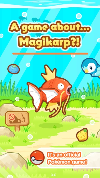 Pokémon: Magikarp Jump screenshot-0