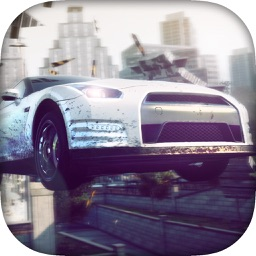 Roof Jumping Stunt - Car Driving Simulator