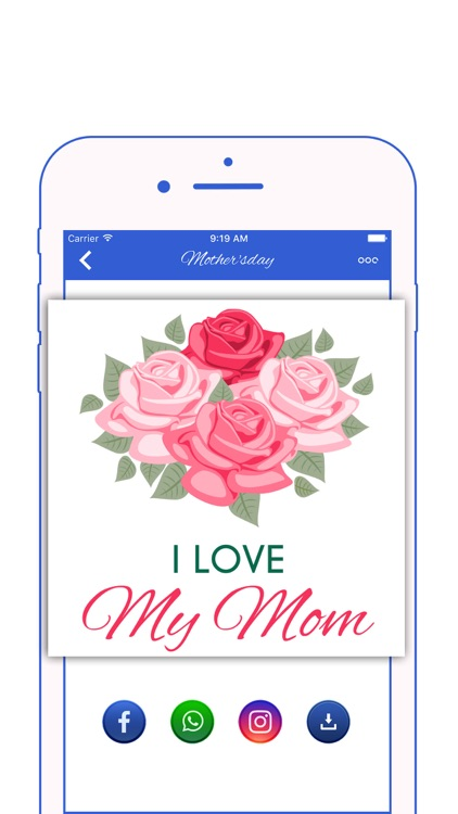 Happy Mother's Day Stickers screenshot-2