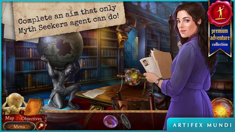 The Myth Seekers: The Legacy of Vulcan screenshot-0