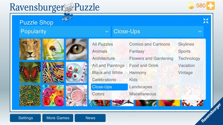 Ravensburger Puzzle - the jigsaw collection screenshot-3