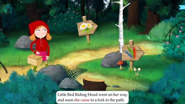 Little Red Riding Hood by Nosy Crow screenshot-1