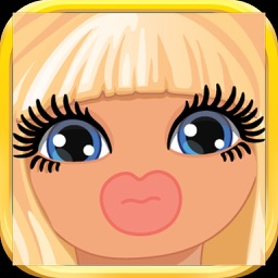 Blonde Girl Emoji Stickers