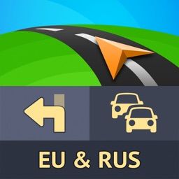 Sygic Europe & Russia Apple Watch App