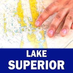 Lake Superior – Raster Nautical Charts