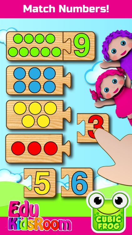 Preschool Game-EduKidsRoom screenshot-3