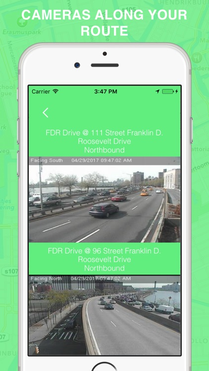Green Wave - Traffic Cameras and Live Alerts, Maps by Zen