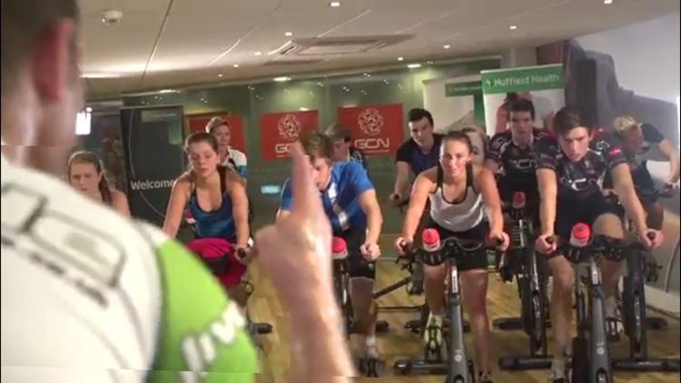Cycling Training screenshot-4