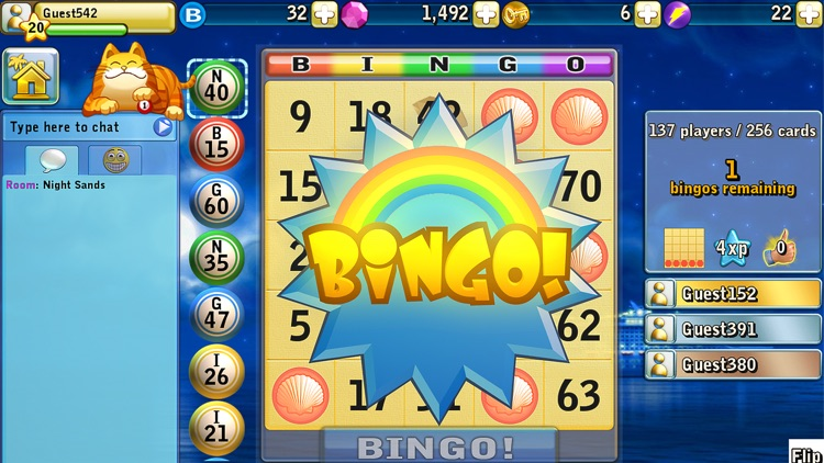Bingo Beach screenshot-1