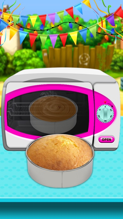 Ice Cream Doll Cake Maker 2017 screenshot-3