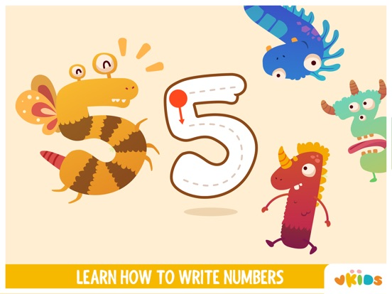 Vkids Numbers & Counting PRO Screenshots