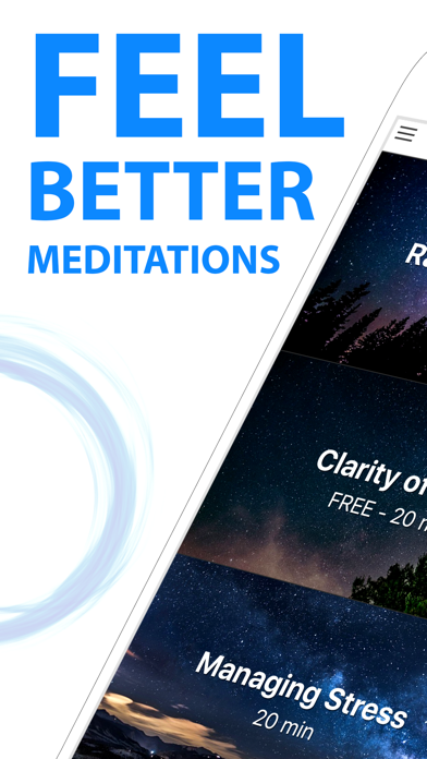 Guided Meditation and Relaxation - Daily Calm App | App