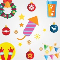Celebration Stickers for iMessage
