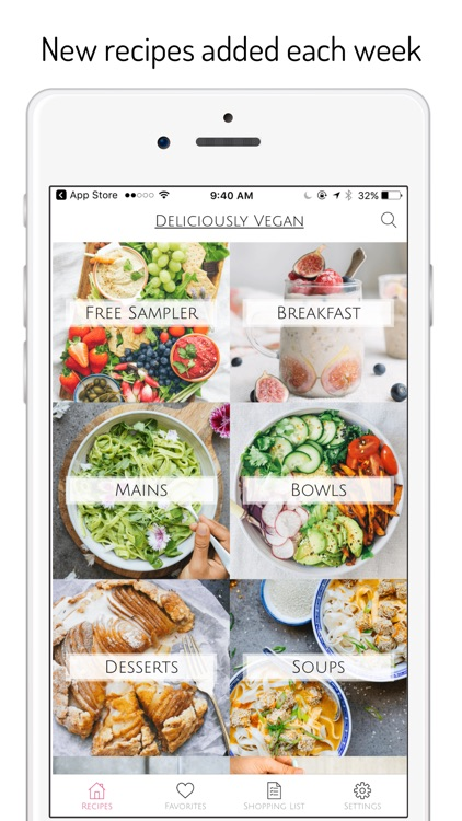 Deliciously Vegan - Recipes by Anett Velsberg screenshot-3