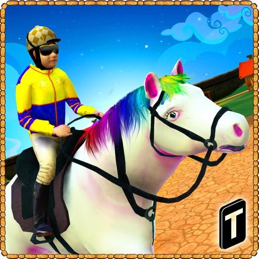 Speedy Pony : Racing Game