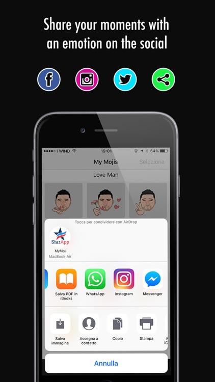 MyMoji Maker screenshot-4