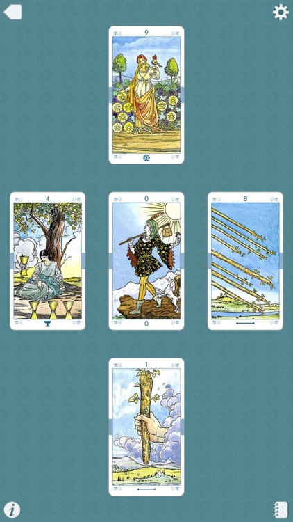 Universal Tarot screenshot-4