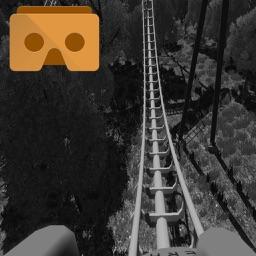 VR Roller Coaster Village