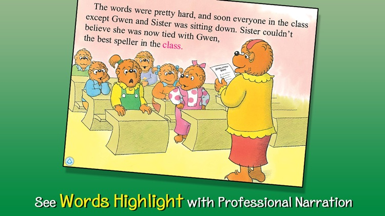 The Berenstain Bears Collection #1 screenshot-1