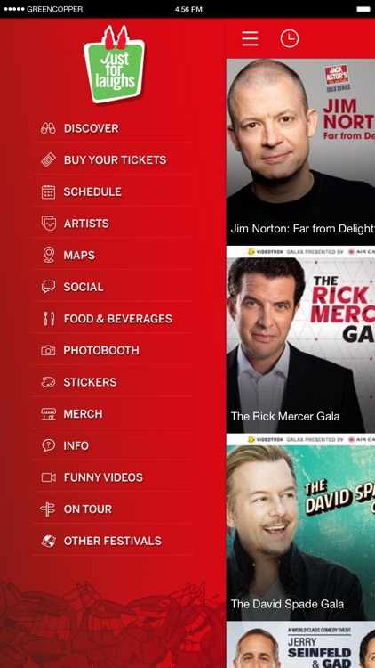 Just for Laughs Festival screenshot-1
