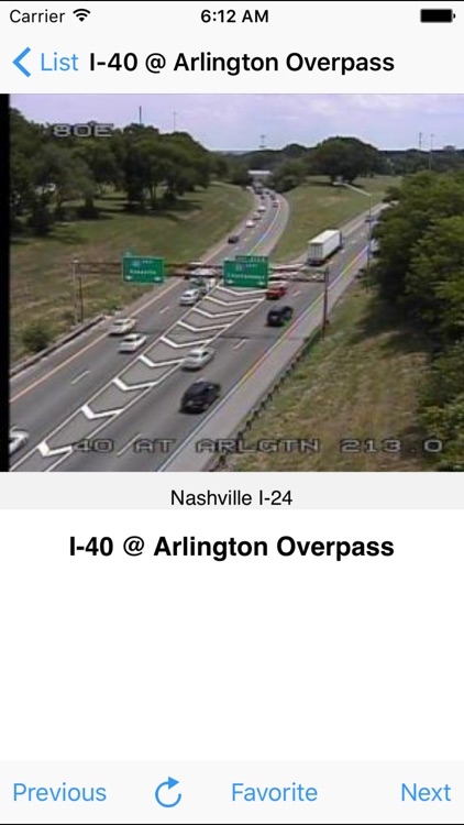 Nashville Traffic Cam screenshot-3
