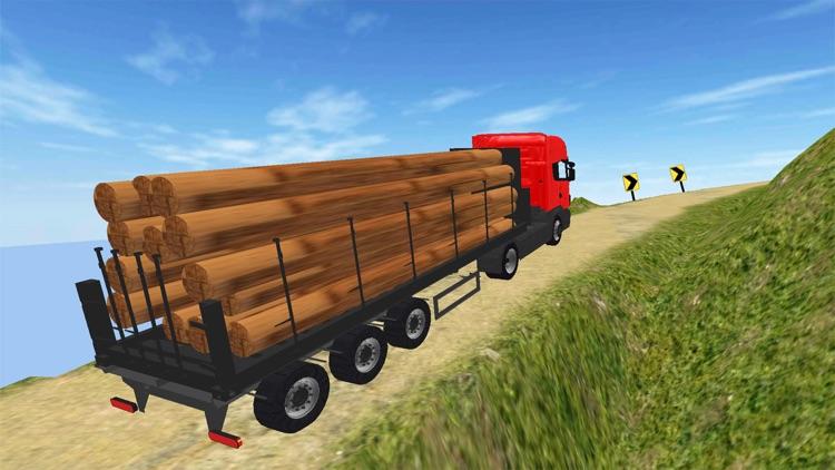 Truck Driver Cargo 3D screenshot-3