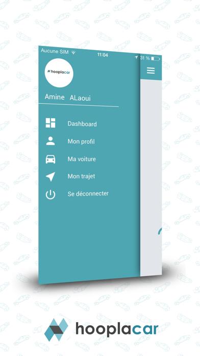HooplaCar Maroc screenshot two