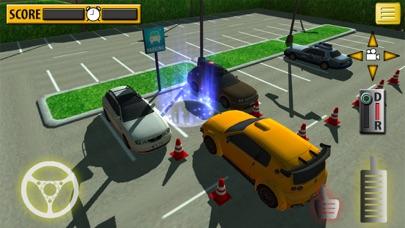 Car Supermarket Parking & Driving Test screenshot three