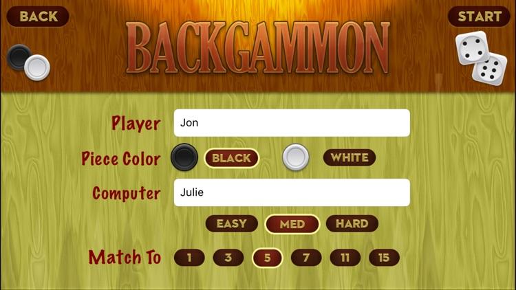 Backgammon Pro screenshot-3