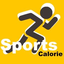 Sports Calories Lite