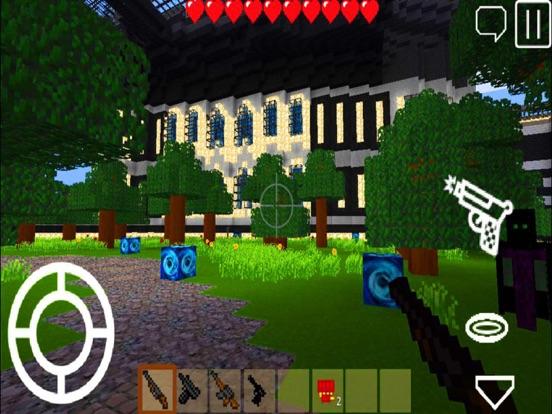 Скачать Pixel Block Gun 3D